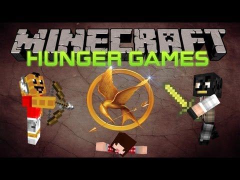 Minecraft Hunger Game Fails