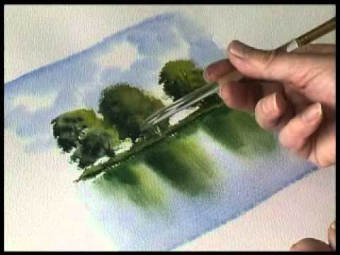 Terry 39 s top tips for watercolour artists with terry for Video tutorial on watercolor painting