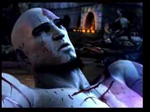 God of War 2 (Meets the Titans)