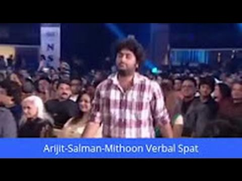 Salman Khan Fire On Arijit Singh and Mithoon Sulthan movie  2016