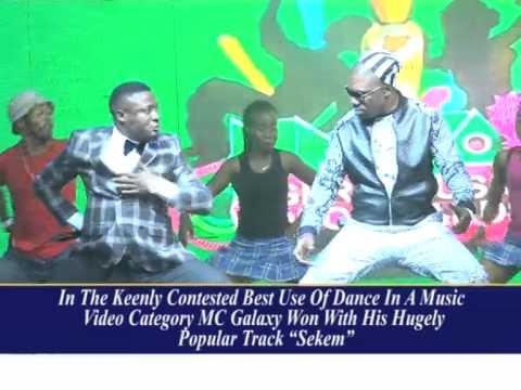 Nigeria Music Video Awards 2014 Held In Lagos video