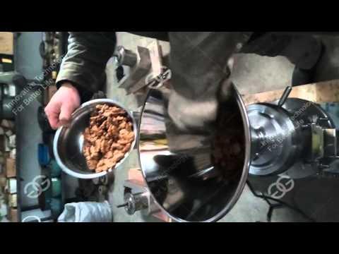 Nut Grinding Machine