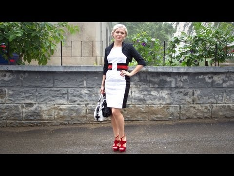 Копия платья Karen Millen DK077 из AliExpress за 38,80 $ с бесплатной доставкой