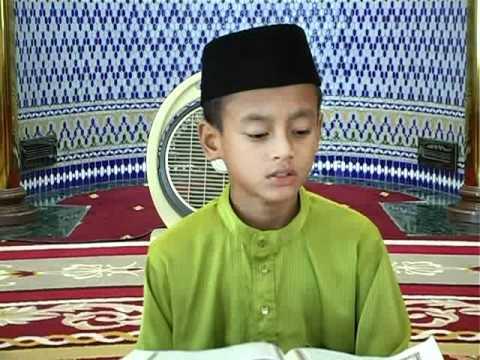 Tilawah Al-Quran U12 -Zaid.flv