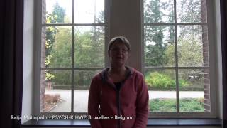 PSYCH-K® HWP Bruxelles 5 (english)