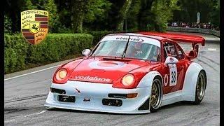 Best Of Porsche HillClimb Monsters - 911 GT2    GT3    GT3R    935    968 ...