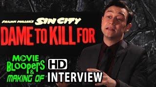 Sin City: A Dame To Kill For (2014) Joseph Gordon-Levitt Interview