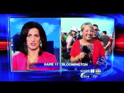 Funny News Bloopers of 2012