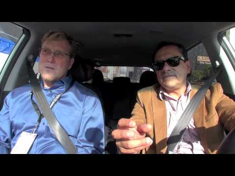 2014 Hyundai Tucson Fuel Cell First Drive at the Los Angeles Auto Show