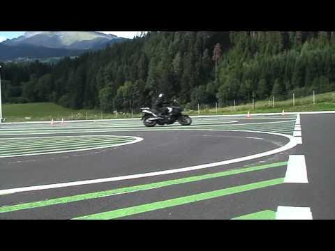 Fahrsicherheitszentrum Übungsfahrt