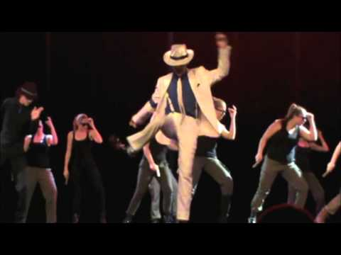 Upland High School HEF Showcase - Smooth Criminal