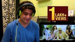 3 PEG Kannada Song | Chandan Shetty, Aindrita Ray | ft Vijeth 4K | Reaction Review By Ashish Handa