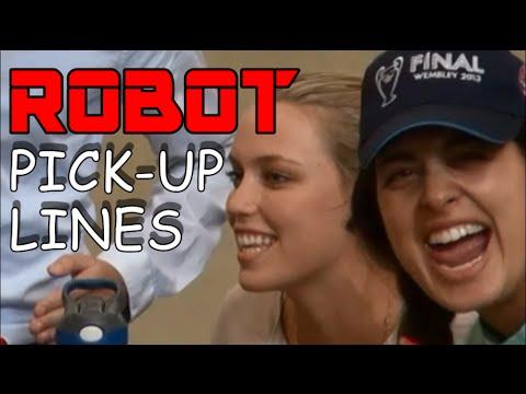 Robot Pick-Up Lines