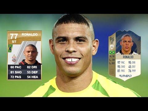 ЛЕГЕНДЫ FIFA 18 И ИХ КАРТОЧКИ ПЕРЕД ЗАВЕРШЕНИЕМ КАРЬЕРЫ