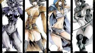 Dota Sexy Babes!!! ( - Written In The Stars - ) !