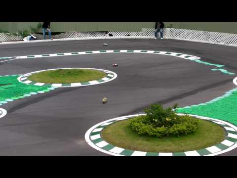 TC Race 2009-MOTOGP-Round 4 - A Final - Heat 1