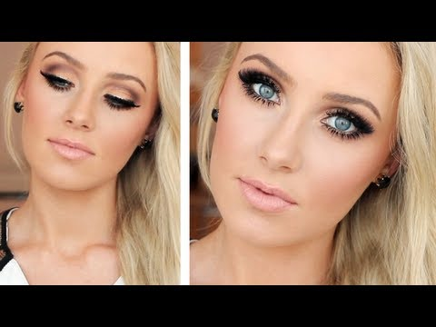 Tutorial Eye  Ultimate makeup skin YouTube Smokey natural  tutorial brown Bronze