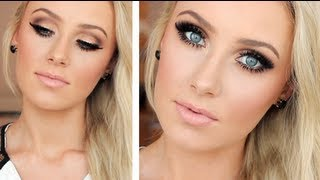 Ultimate Bronze Smokey Eye Tutorial