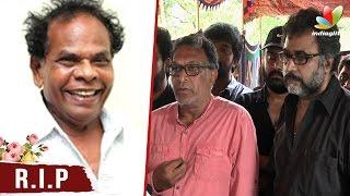 Nasser, Ponvannan and Kollywood celebrities condolence to Kumarimuthu's Death