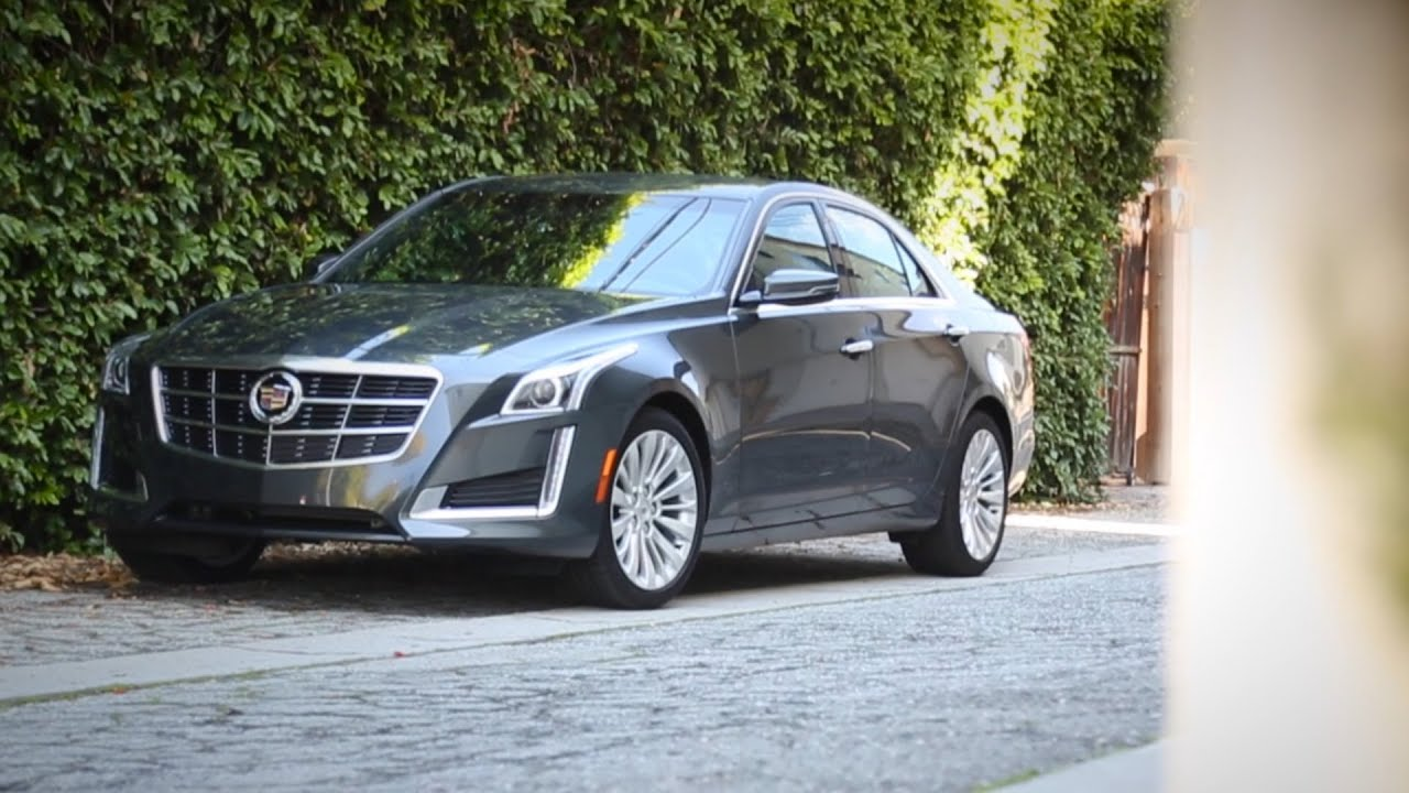 2014 cadillac cts review kelley blue book youtube. Cars Review. Best American Auto & Cars Review