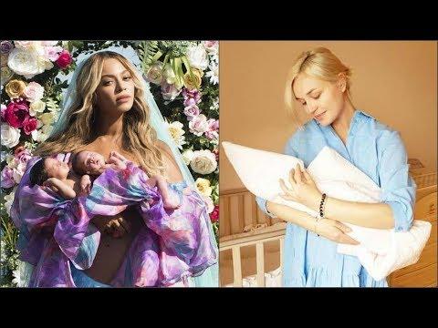 Мамы 2017: Звезды, которые стали мамами в 2017 году