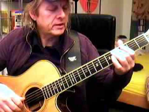 Hey Hey Big Bill Broonzy / Eric Clapton Guitar Lesson by Siggi Mertens