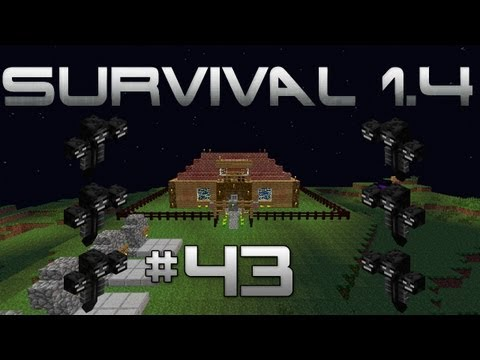 Survival 1.4 Ep43. ElRichMC mata al Wither!