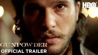 Gunpowder (2017) | Official Trailer ft. Kit Harington | HBO