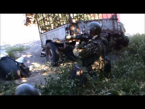 Как в Иловайске моторолловцы гранатами закидали украинских карателей