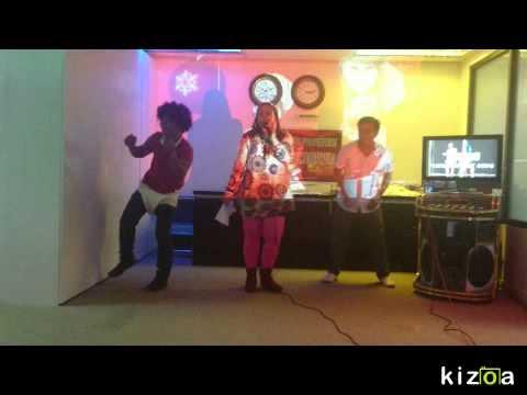 Kizoa Video Maker: Hang Seng Christmas Party 2014