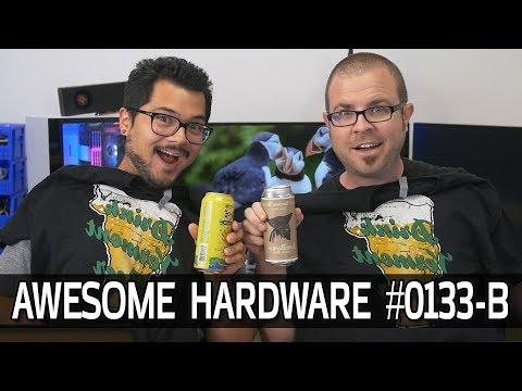 Awesome Hardware #133-B: Ryzen 2 Details! DisplayHDR Spec, HP Keylogger