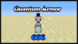 Minecraft: Quantum Armor | Only One Command