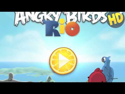 Angry Bird Rio Theme video