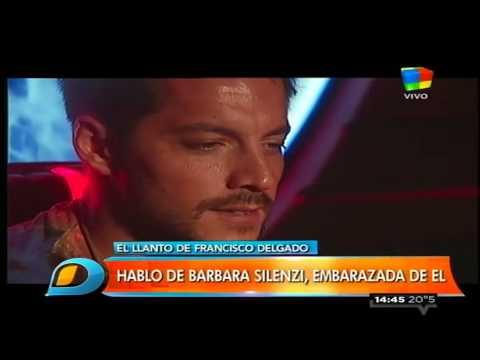 El llanto de Francisco Delgado