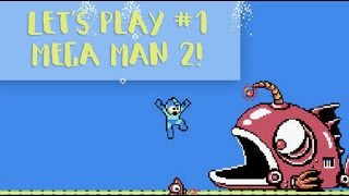 Let's Play! - Mega Man 2 ASMR - male, whispering, gaming, video games, playthrough