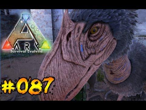 ARK #087 Terror Bird zähmen ! [Deutsch/HD]