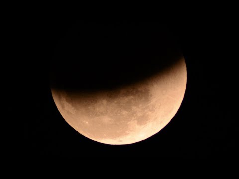 Watch blood moon full lunar eclipse LIVE