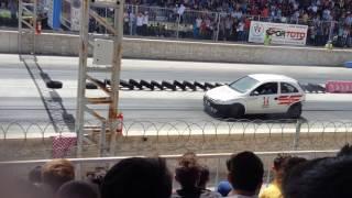 konya drag yarışları 2017 Zoh Corsa vs 01Cub polo tdı vol 1
