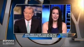 Carol Roth Does Apple's Patent Ruling Hurt Entrepreneurs & Small Business Varney Fox
