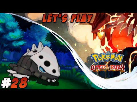 Let's Play Pokémon Omega Rubin - #28 Oohh it's raining again [3DS] [Facecam] | BattleArena