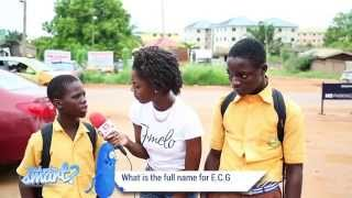 "Funny Video: Gbaa Alert edition of ""Think You Are Smart?"""