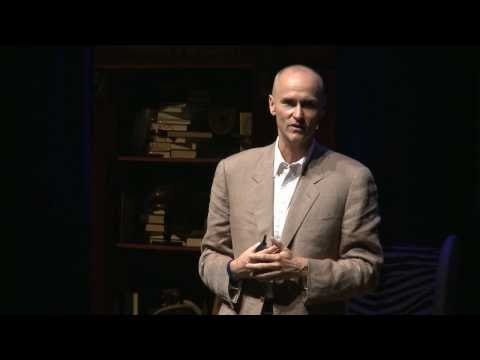 TEDxPresidio - Chip Conley -  Superhuman or Super Human?