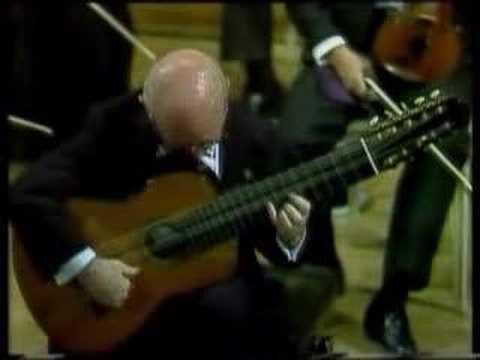 Narciso Yepes - Concierto del Sur de Ponce (1b)