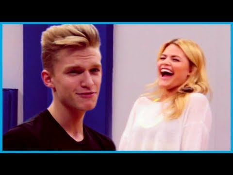 Cody Simpson Exclusive Dancing with the Stars ft. Witney Carson