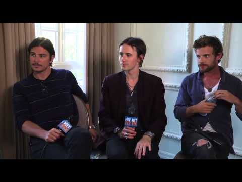 Josh Hartnett, Reeve Carney and Harry Treadaway on 'Penny Dreadful' and looking ahead to season 2