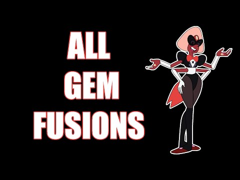 All Gem Fusions - As of August 2015 (HD)
