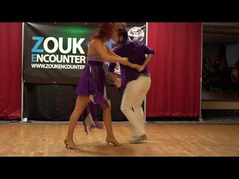 ZESD2018 Paula & Brunno in performance ~ Zouk Soul