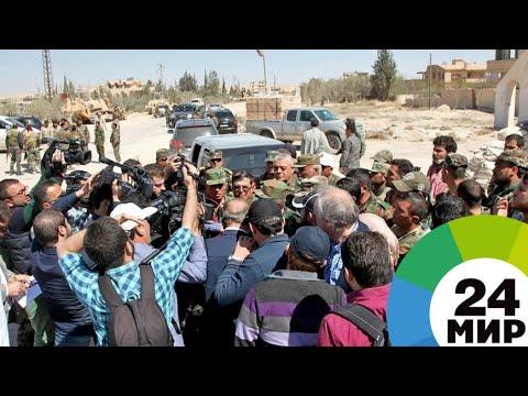 Сирия без ИГИЛ: как Россия приближала победу - МИР 24