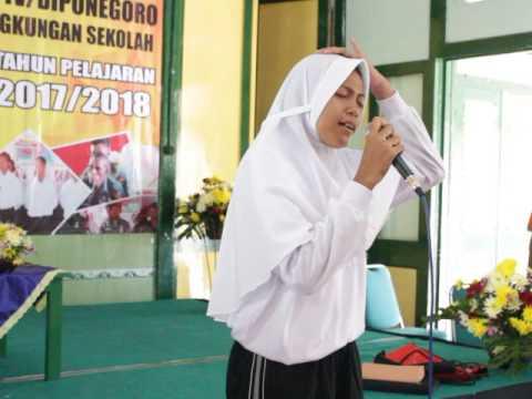 PLS (Pengenalan Lingkungan Sekolah) SMK KESDAM/IV DIPONEGORO