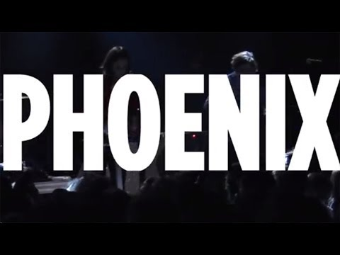 "Phoenix ""The Real Thing"" at Private Concert for SiriusXM Alt Nation"
